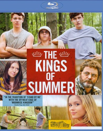 The Kings of Summer [Blu-ray] [2013] 1753167