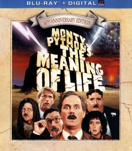Monty Python's The Meaning of Life [30th Anniversary Edition] [Blu-ray] [1983] 1753176