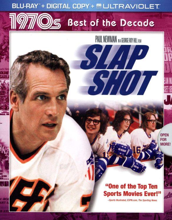 Slap Shot [Includes Digital Copy] [UltraViolet] [Blu-ray] [1977] 1753245