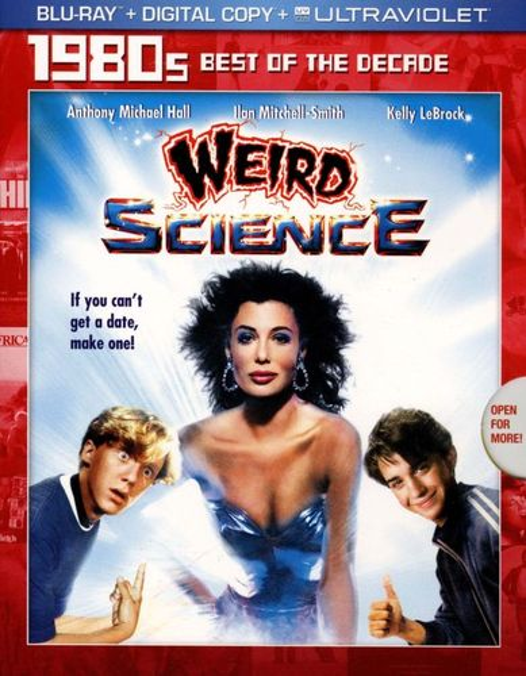 Weird Science [Blu-ray] [1985] 1753263