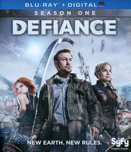 Defiance: Season One [5 Discs] [Includes Digital Copy] [Blu-ray] 1754015