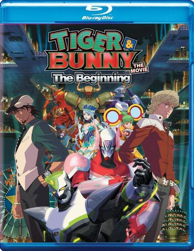 Tiger & Bunny The Movie - The Beginning [Blu-ray] [2012] 1755138