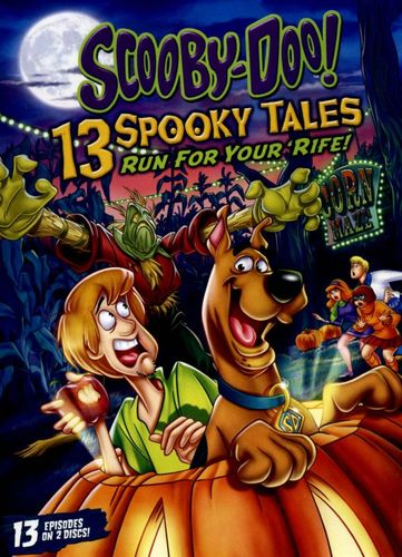 Scooby-Doo!: 13 Spooky Tales - Run for Your 'Rife! [DVD] 1755435