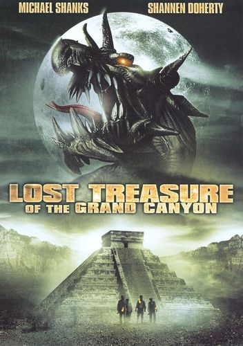 The Lost Treasure of the Grand Canyon [DVD] [2008] 17575795