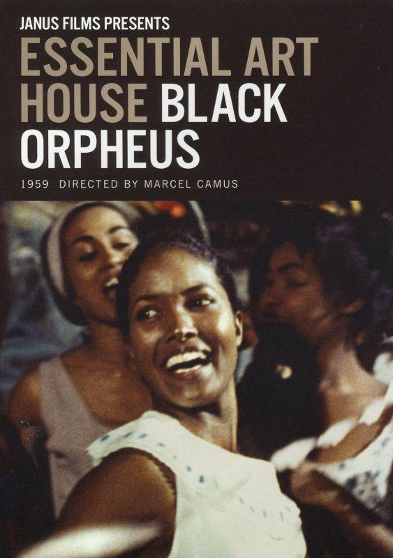 Essential Art House: Black Orpheus [Criterion Collection] [2 Discs] [DVD] [1959] 17579443