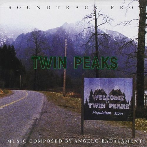Twin Peaks: Fire Walk with Me [Music from the Motion Picture Soundtrack] [CD] 17584491