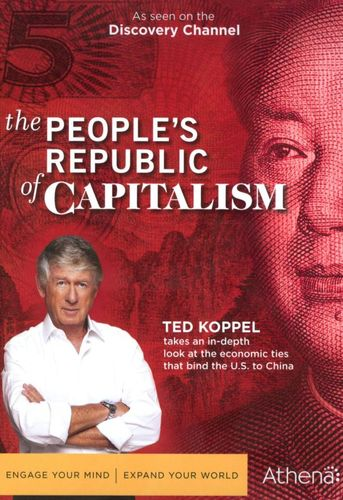 Koppel on Discovery: The People's Republic of Capitalism [2 Discs] [DVD] [2008] 17586872