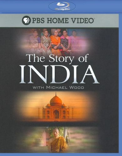 The Story of India [2 Discs] [Blu-ray] 17615699