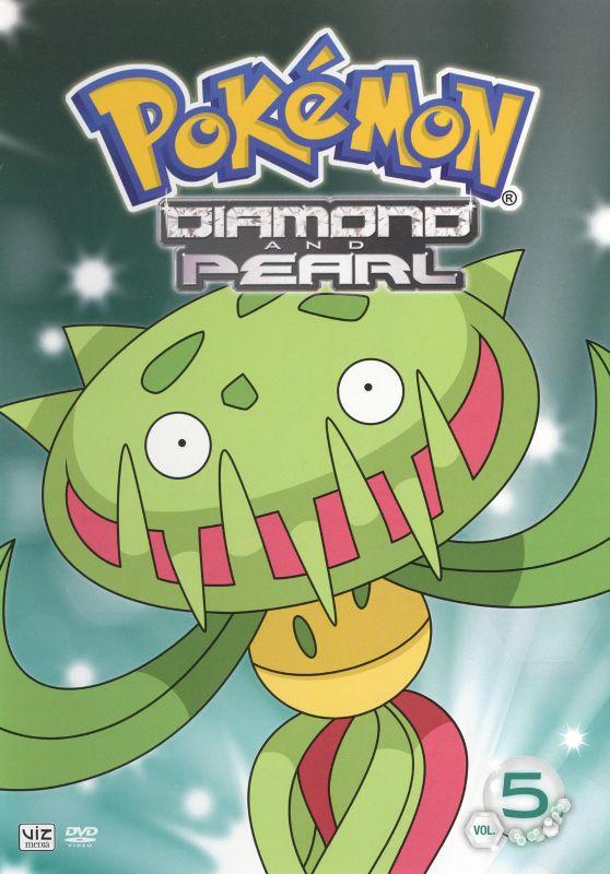 Pokemon: Diamond and Pearl, Vol. 5 [DVD]