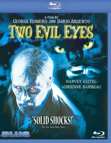 Two Evil Eyes [Blu-ray] [1990] 17623797