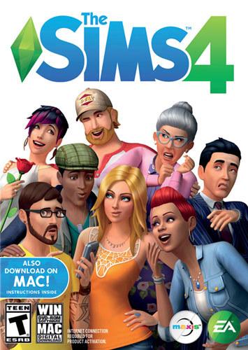 The Sims 4 - Mac Windows