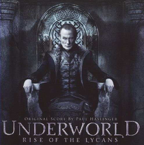 Underworld: Rise of the Lycans [Original Score] [CD] 17637176