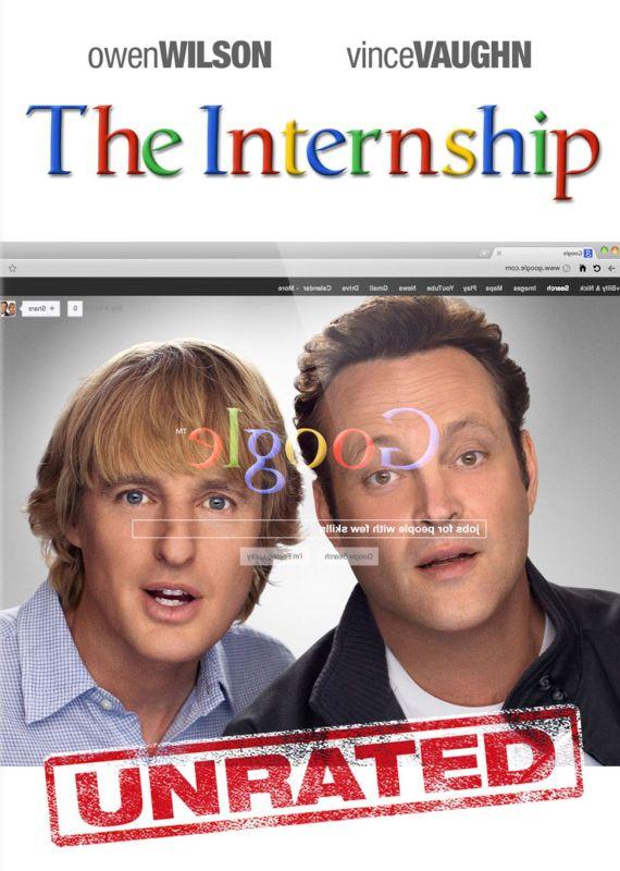 The Internship [DVD] [2013] 1766288