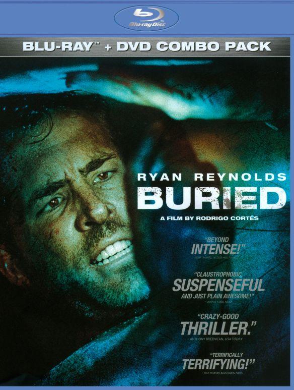 Buried [2 Discs] [Blu-ray/DVD] [2010] 1767614