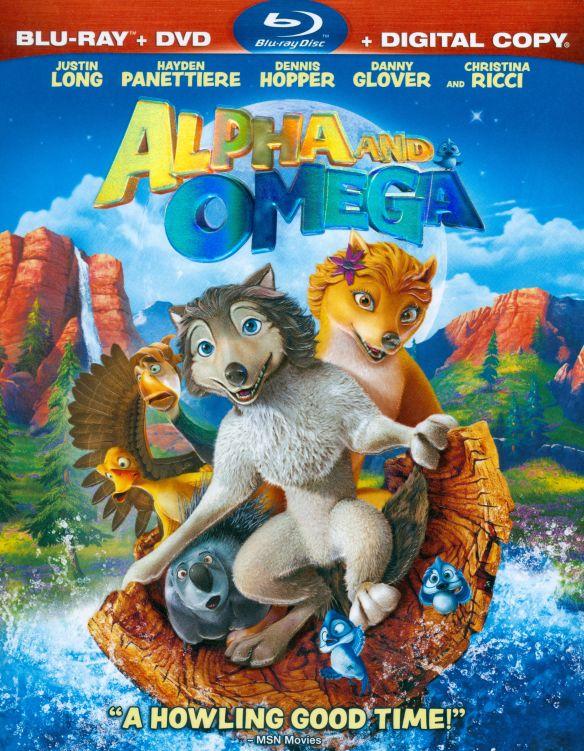 Alpha and Omega [Includes Digital Copy] [Blu-ray/DVD] [2010] 1767723