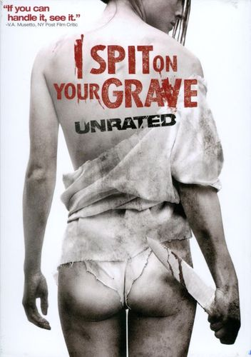 I Spit on Your Grave [DVD] [2010] 1767814