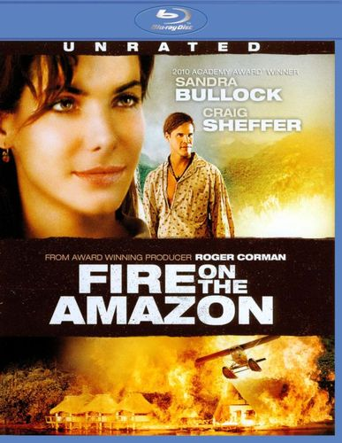 Fire on the Amazon [Blu-ray] [1993] 1767832