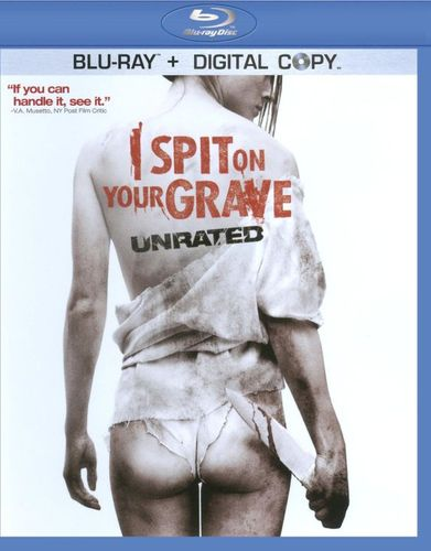 I Spit on Your Grave [Blu-ray] [2010] 1767896