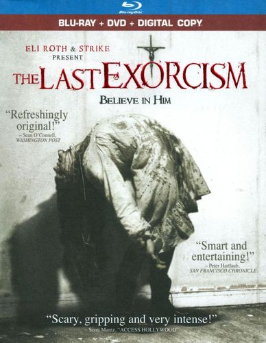 The Last Exorcism [2 Discs] [Includes Digital Copy] [Blu-ray] [2010] 1767914