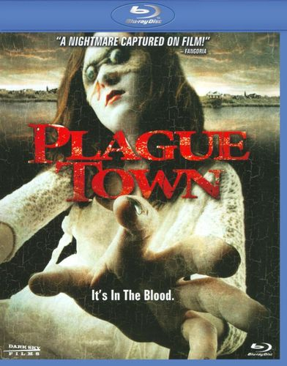 Plague Town [Blu-ray] [2008] 17689583