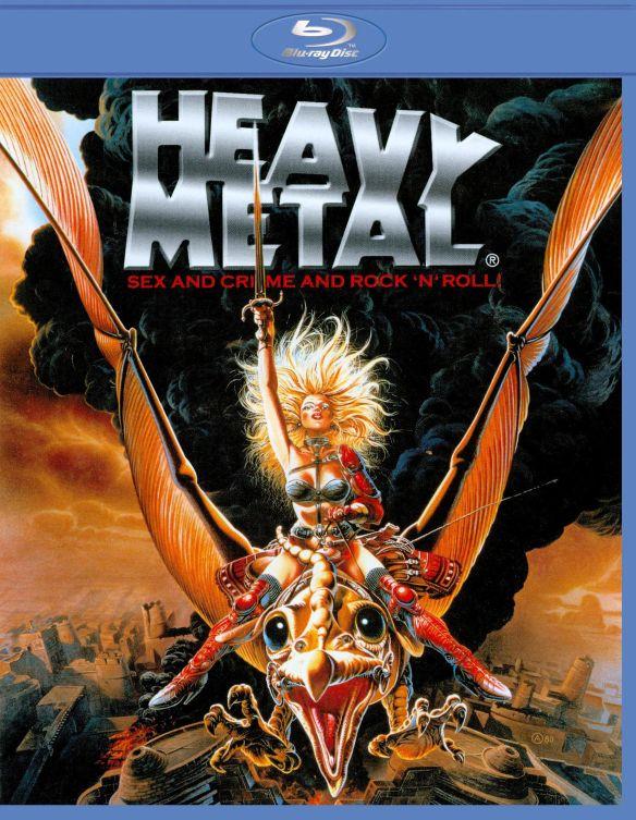 Heavy Metal [Blu-ray] [1981] 1769472