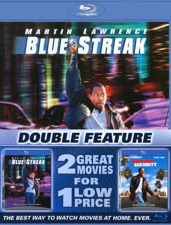 Blue Streak/National Security [2 Discs] [Blu-ray] 1769588