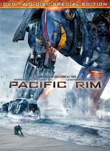 Pacific Rim [Special Edition] [Includes Digital Copy] [UltraViolet] [DVD] [2013] 1770046