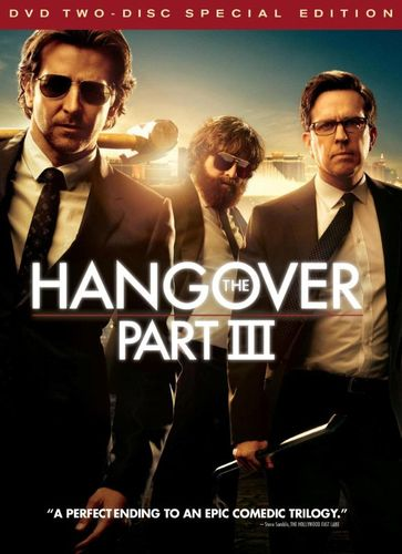 The Hangover Part III [Special Edition] [2 Discs] [Includes Digital Copy] [UltraViolet] [DVD] [2013] 1770082