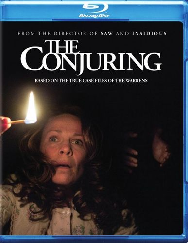 The Conjuring [Includes Digital Copy] [UltraViolet] [Blu-ray/DVD] [2013] 1770106