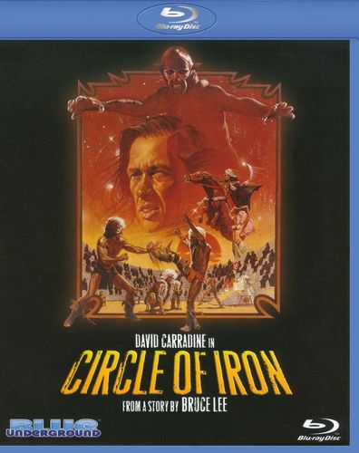 Circle of Iron [Blu-ray] [1978] 17717419