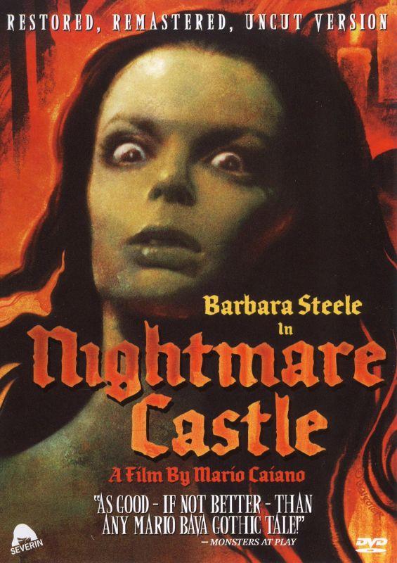 Nightmare Castle [DVD] [1965] 17723377