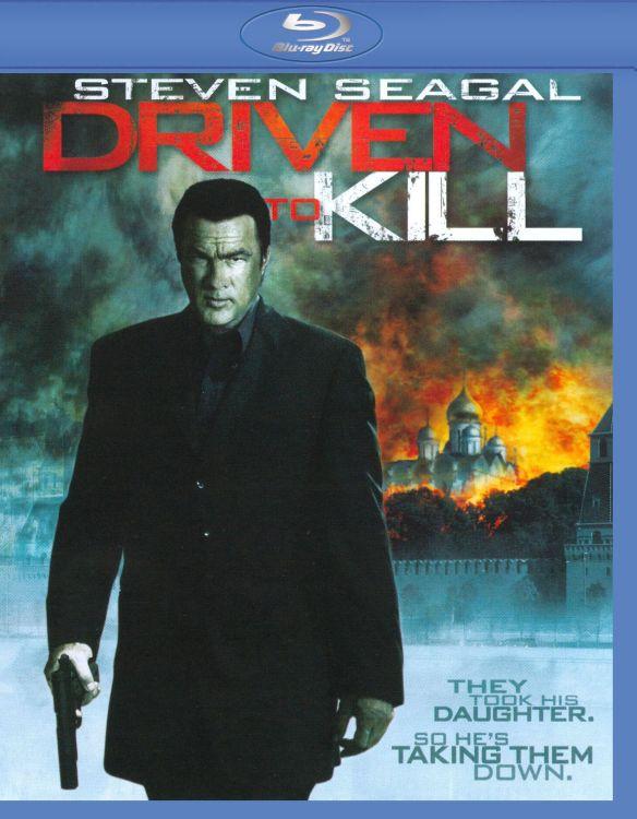 Driven to Kill [Blu-ray] [2009] 17735621