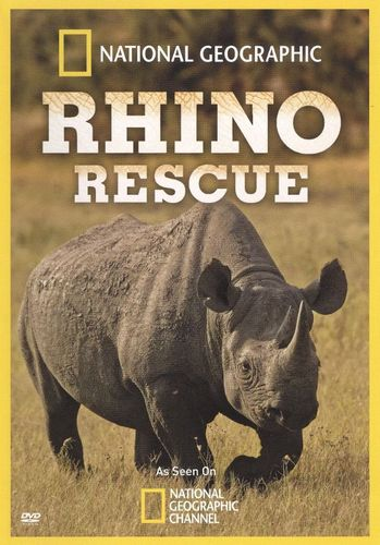 National Geographic: Rhino Rescue [DVD] [2009] 17771528