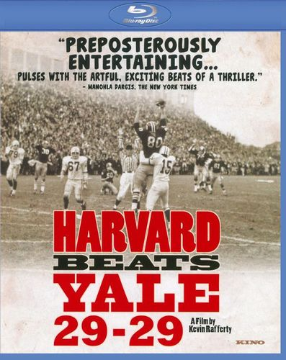 Harvard Beats Yale 29-29 [Blu-ray] [2008] 17781857