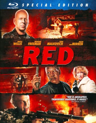 Red [Special Edition] [Blu-ray] [2010] 1780074
