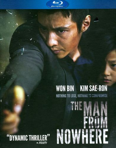 The Man from Nowhere [Blu-ray] [2010] 1780135