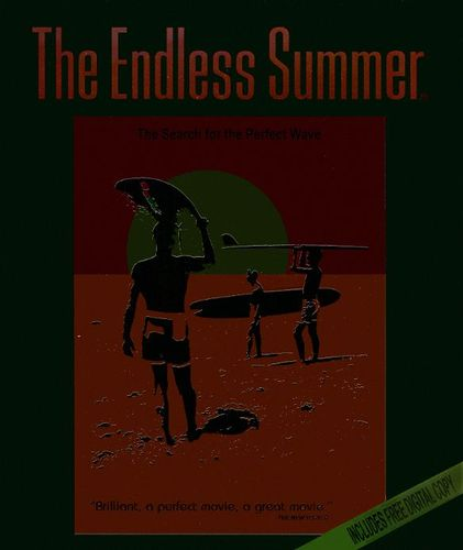 The Endless Summer [Blu-ray] [Includes Digital Copy] [1966] 1780339