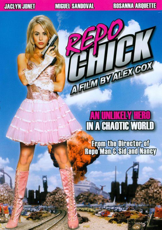 Repo Chick [DVD] [2009] 1780417