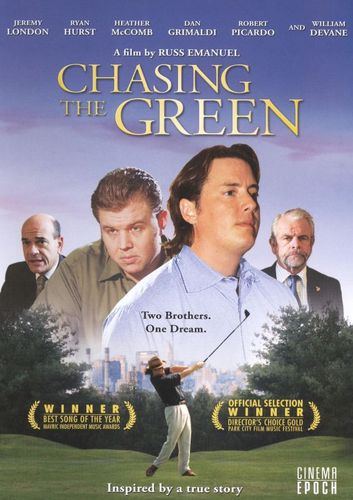 Chasing the Green [DVD] [2008] 17804912