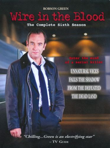 Wire in the Blood: The Complete Sixth Season [4 Discs] [DVD] 17804921