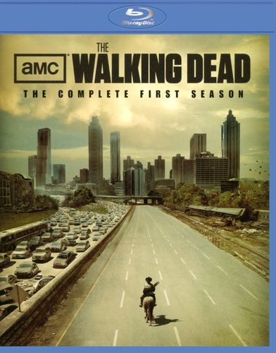 The Walking Dead: The Complete First Season [2 Discs] [Blu-ray] 1781046