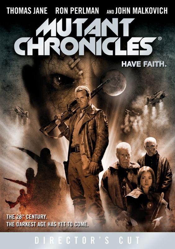 Mutant Chronicles [Director's Cut] [DVD] [2008] 17888573