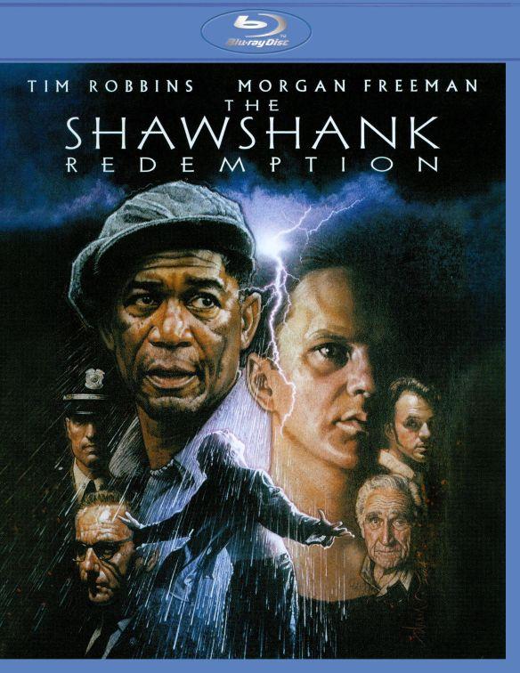 The Shawshank Redemption [Blu-ray] [1994] 1793044