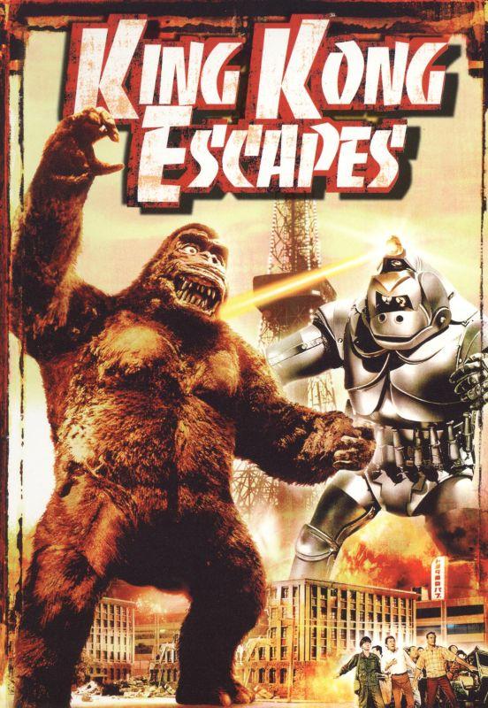 King Kong Escapes [DVD] [1967] 17939297