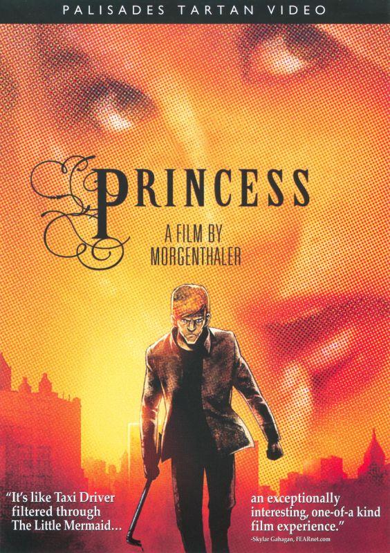 Princess [DVD] [2006] 17940329