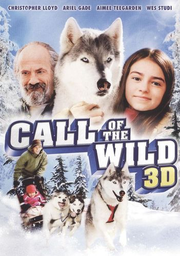 Call of the Wild 3D [With 2D Version] [With 3D Glasses] [DVD] [2009] 17940686