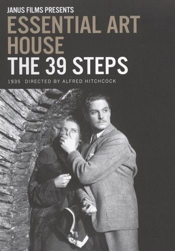 Essential Art House: The 39 Steps [Criterion Collection] [DVD] [1935] 17968371