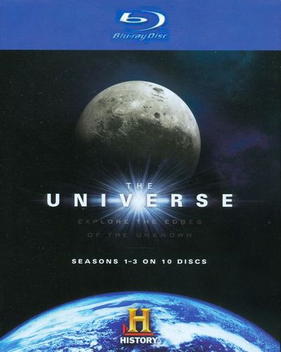 The Universe: The Complete Seasons 1-3 [10 Discs] [Blu-ray] 17982612