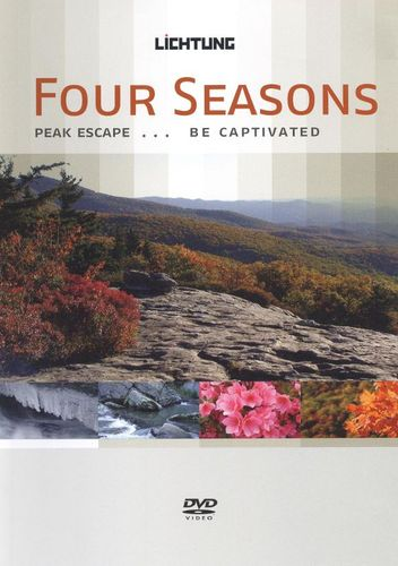 Four Seasons: Peak Escape [DVD] [2009] 17988787