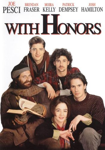 With Honors [DVD] [1994] 17992585